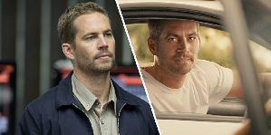 Paul Walker from Fast & Furious