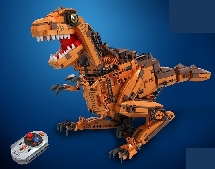 RC Dinosaur Kit (Movable with Remote Control)