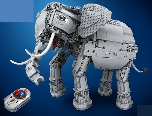 RC Elephant Kit (Movable with Remote Control)